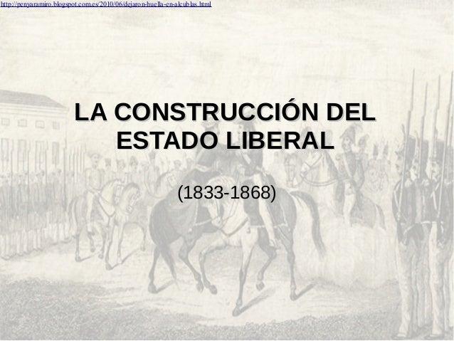 http://penyaramiro.blogspot.com.es/2010/06/dejaron-huella-en-alcublas.html  LA CONSTRUCCIÓN DEL ESTADO LIBERAL (1833-1868)