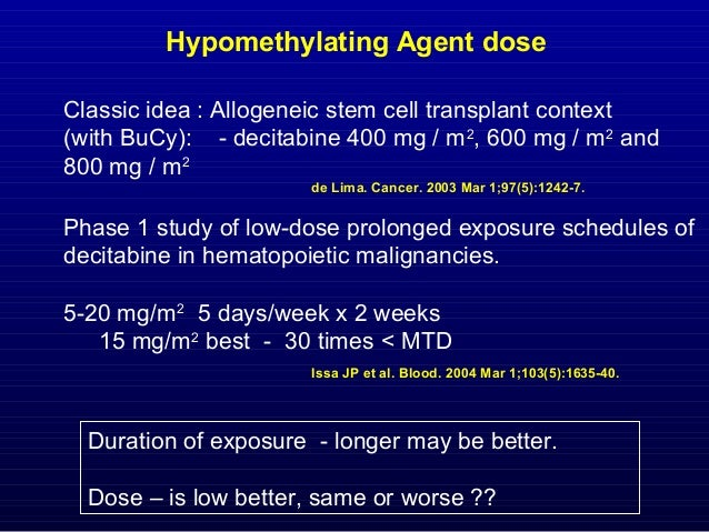 Post Transplant Therapy For Aml Marcos Delima