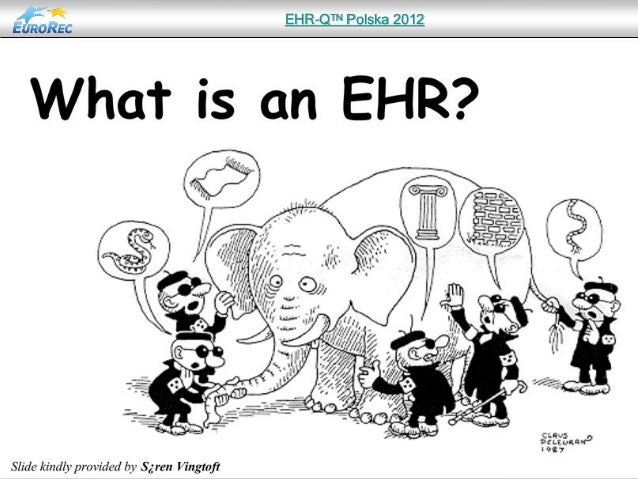 the eurorec repository of functional ehr requirements
