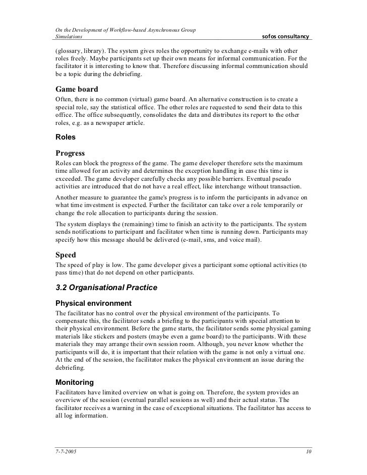 group simulation negotiation essay Simulation memos: for three of these memos, you should select a particular negotiation simulation performed in class in which you participated by applying the relevant concepts dealt with in class and in the readings, try to address the following questions: what did you do well.