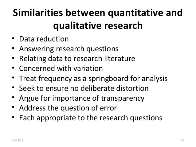 difference between qualitative and quantitative research essay Either one to one or via focus groups as a form of criminological research the essay  difference between  between quantitative and qualitative research.