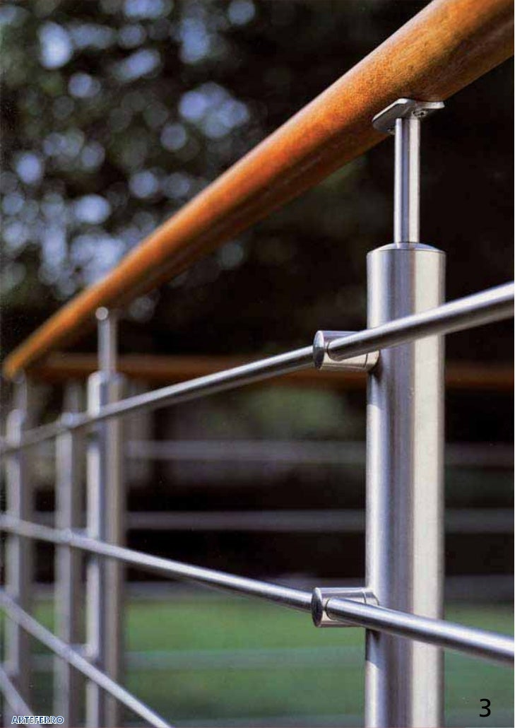 05 round bar holders stainless steel