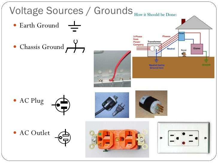 Schematic Earth Ground Symbol Trusted Wiring Diagram