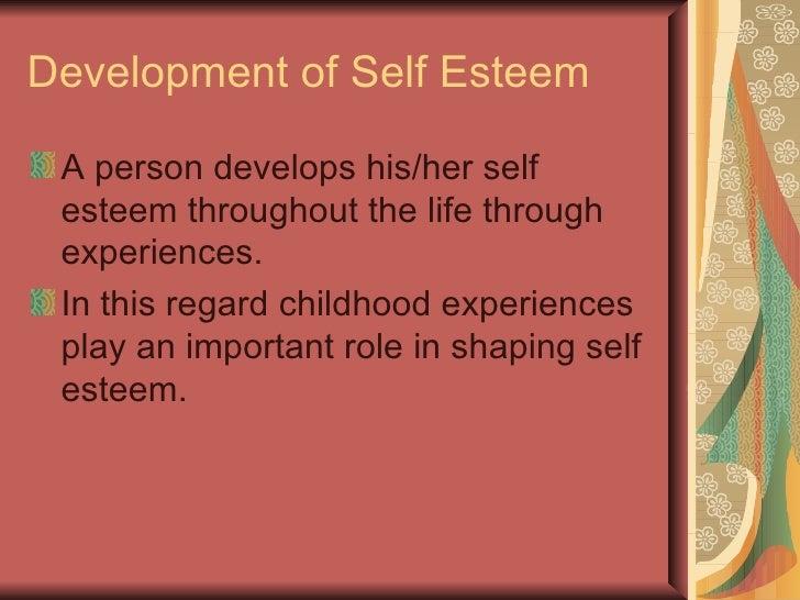 How should we measure self-esteem? Mrs.Najam-un-Nissa