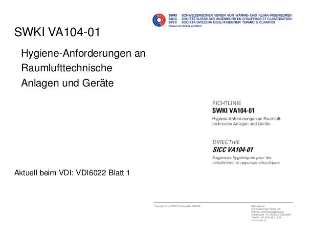 Praxisbericht Raumlufthygiene: Gesunde und zufriedene Benutzer dank sauberen Lüftungen Slide 2