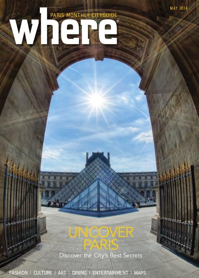 ed76d8551918f Magazine Where Paris n°244