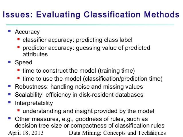 Data mining bayesian classification docsity.