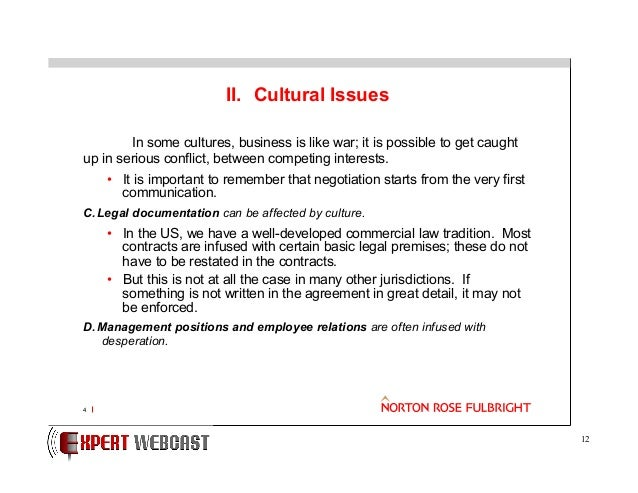 the importance of cross cultural negotiation in a business transaction A study of negotiations within the ethnic chinese  cross cultural research on negotiation has  the ethnic chinese community between taiwan.