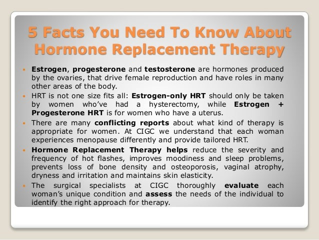 Dr. Paul MacKoul Breaks Down Hormone Replacement Therapy