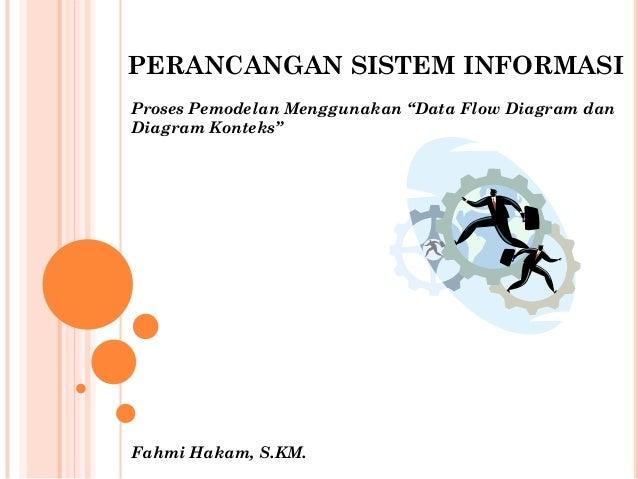 Pemodelan sistem dfd perancangan sistem informasi proses pemodelan menggunakan data flow diagram dan diagram konteks fahmi hakam ccuart Gallery