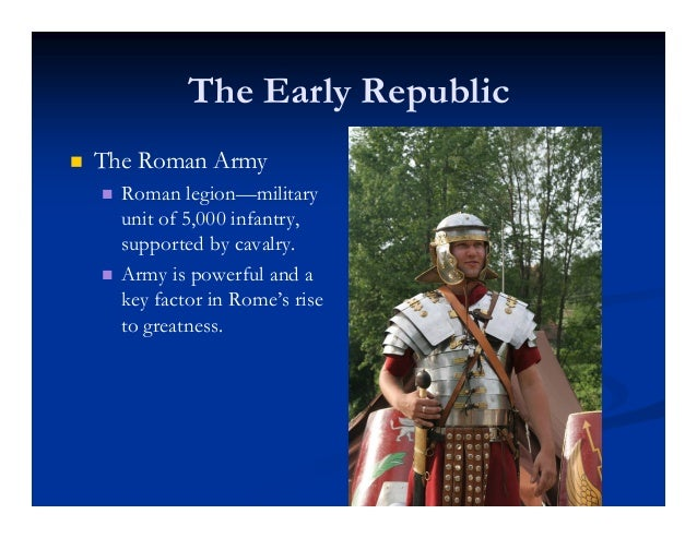the factors that makes the roman army invincible There were certainly both internal and external factors, which brought about the demise or did not prevent the decline of this great empire  the roman army, which.