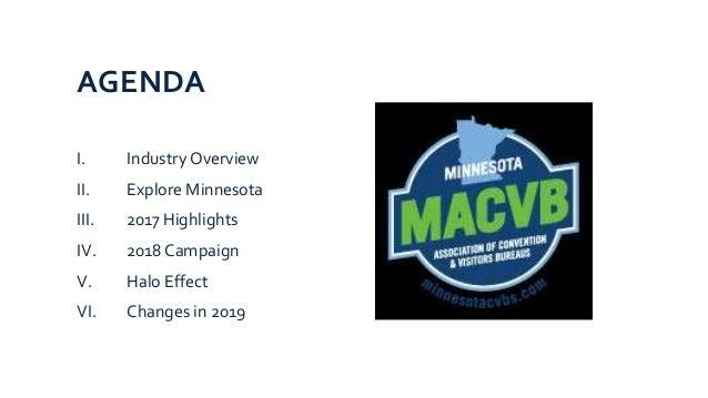 John Edman, Explore Minnesota, Industry Overview Slide 2