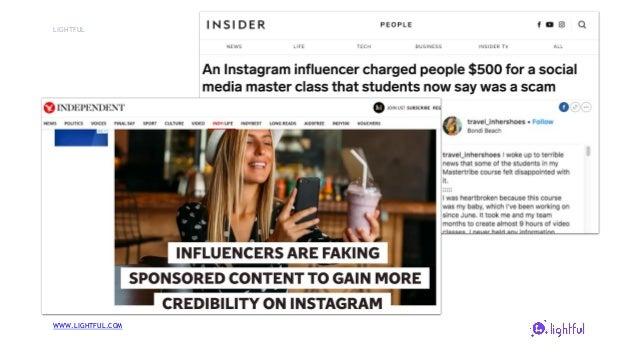 Where will social influencer marketing go next? | Unlocking the power of social influencers | Seminar | 24 Jan 2019 Slide 3