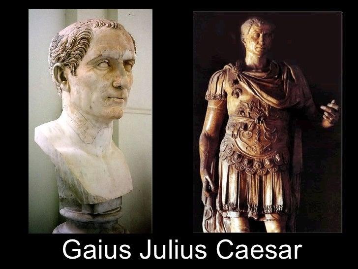 the assassination of gaius julius caesar Julius caesar - important figures in history  gaius julius caesar,  led caesar's assassination caesar also faced opposition while instituting reforms and.