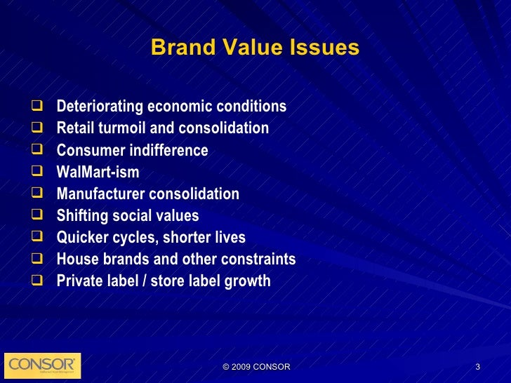 wal mart current economic conditions The main objective of this study is to present the walmart's financial  business  organization, walmart's financial condition and financial market.