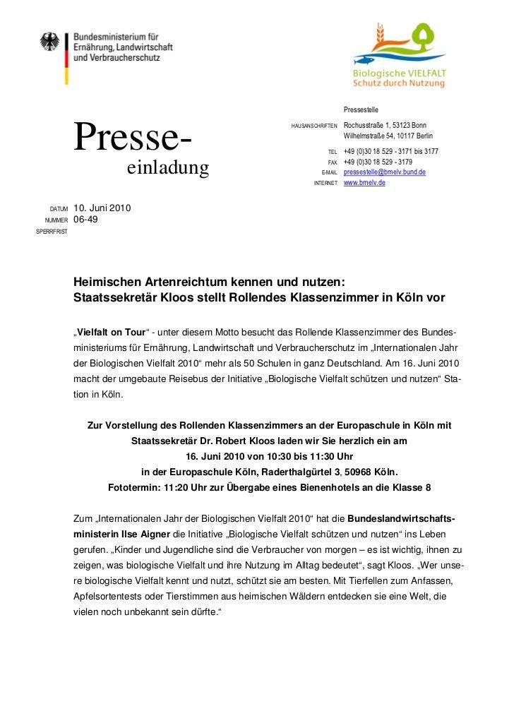 Pressestelle             Presse-                                                                 HAUSANSCHRIFTEN   Rochuss...