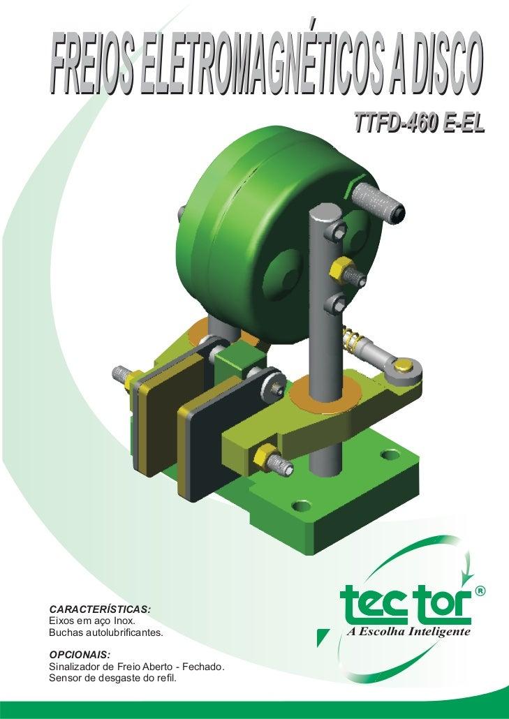 FREIOSELETROMAGNÉTICOSADISCO             TTFD-460 E-EL                                                                 RCA...
