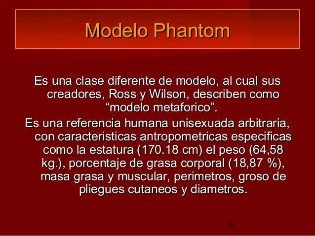Evaluación de la composición corporal