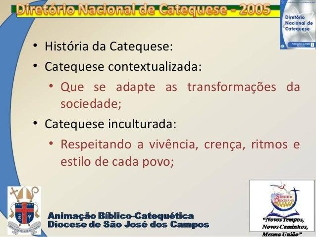 PARA CATEQUESE DIRETORIO BAIXAR NACIONAL DE