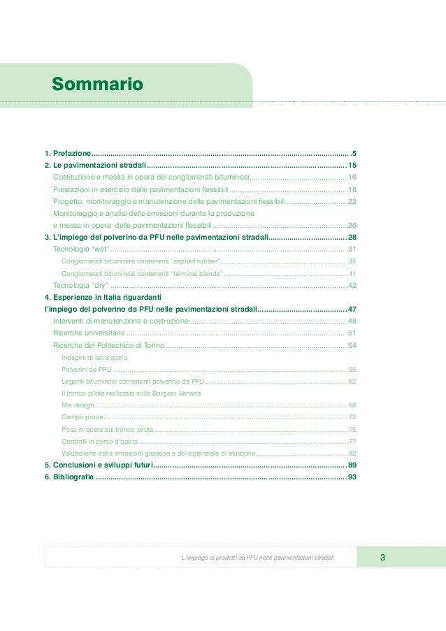Dossier: l'impiego di prodotti da pneumatici fuori uso nelle pavimentazioni stradali Slide 3