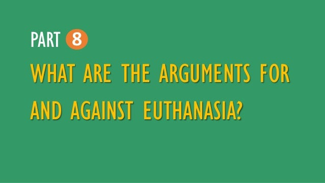 "voluntary euthanasia a persons greatest freedom Good palliative care would avoid social experiment of euthanasia  and ""freedom from discrimination  deciding voluntary euthanasia was lawful to relieve."