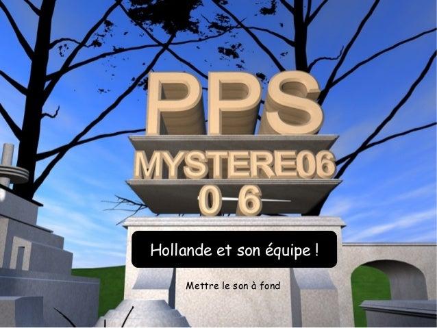 Hollande et son équipe !  Diaporama PPS réalisé pour http://www.diaporamas-a-la-con.com  Mettre le son à fond