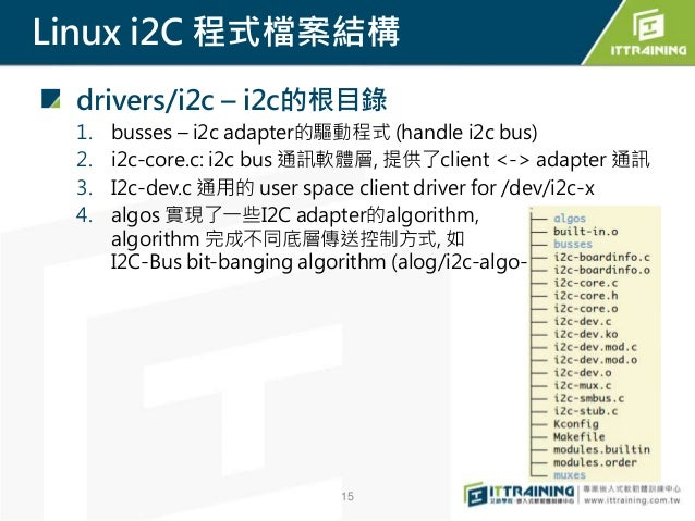 Linux Smbus Example