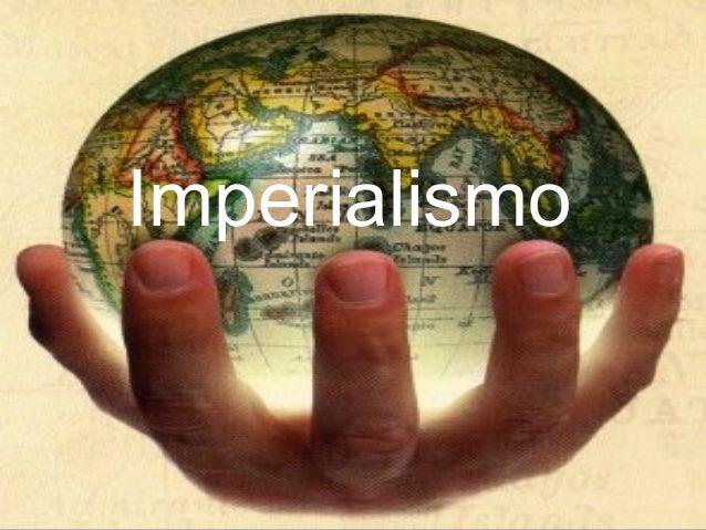 Evandro Albuquerque de Andrade Imperialismo