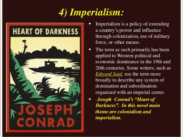 the main symbols in heart of darkness a novel by joseph conrad Light and dark imagery in joseph conrad's heart of darkness essay example - light and dark imagery in joseph conrad's heart of darkness heart of darkness by joseph conrad is a novel about a man named marlow and his journey into the depths of the african congo.