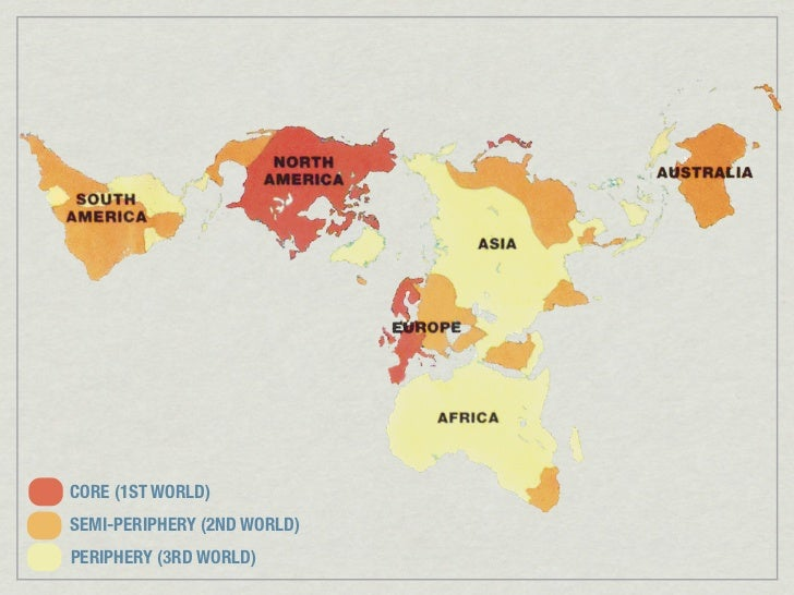on 1st 2nd 3rd world countries map