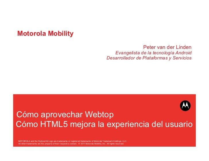 Motorola Mobility                                                                                                         ...