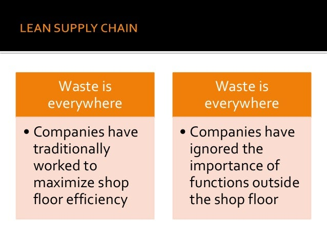 060 lean supply chain value stream mapping for 10 day trial lean cuisine