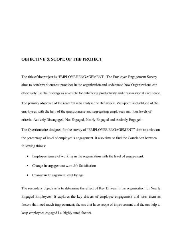 0601009 employee engagement survey