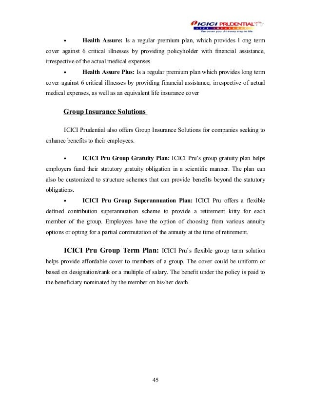 Case Study: ICICI Prudential: Success Story