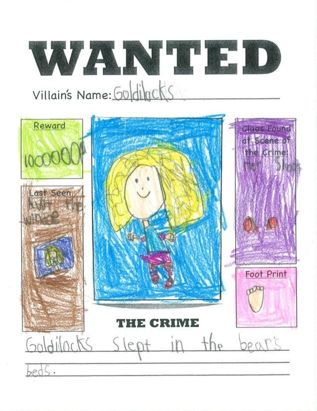 Villain's Name:   WANTED  Foo'r Print  E M I R c E H T