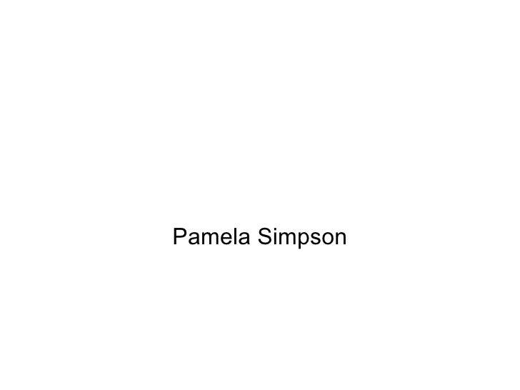 Pamela Simpson
