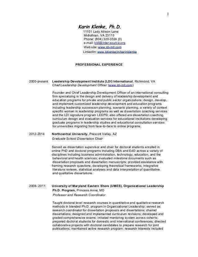 qualitative educational leadership dissertations