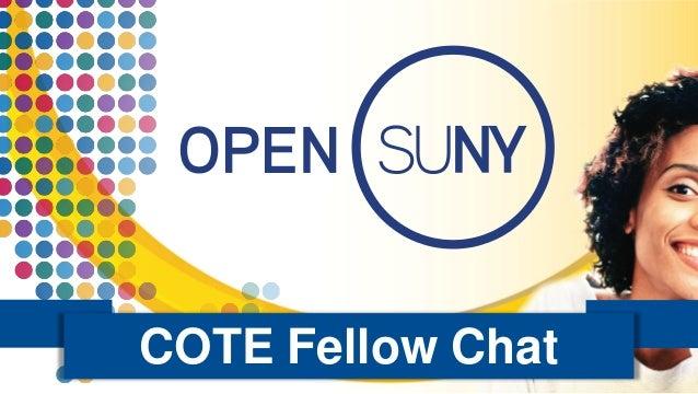 COTE Fellow Chat