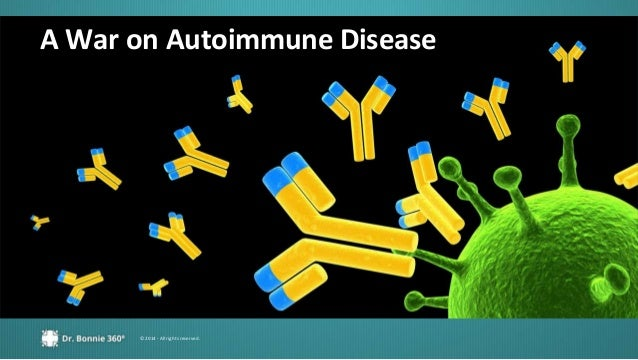 © 2014 - All rights reserved. A War on Autoimmune Disease
