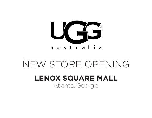 NEW STORE OPENING LENOX SQUARE MALL Atlanta, Georgia