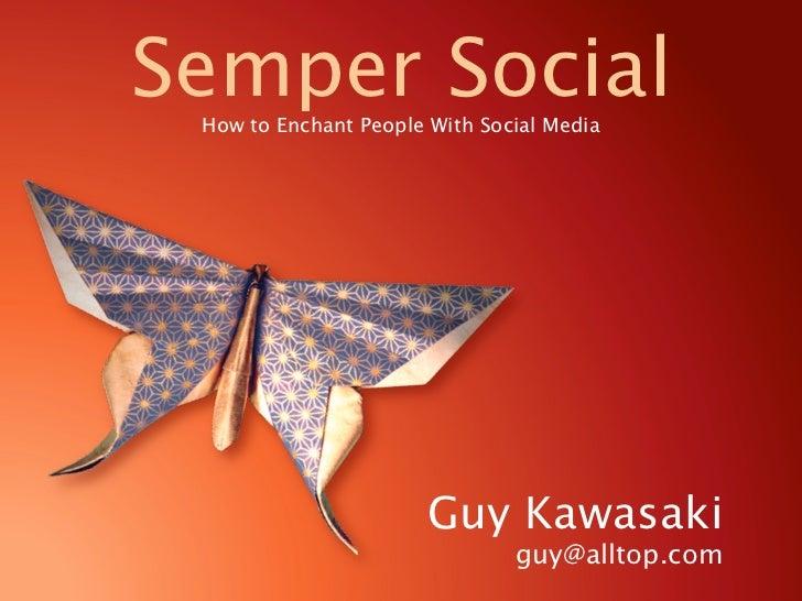 Semper Social