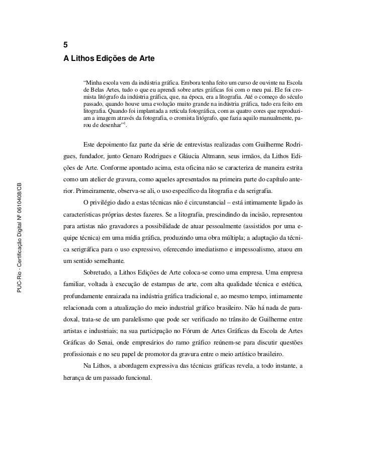 5                                               A Lithos Edições de Arte                                                  ...