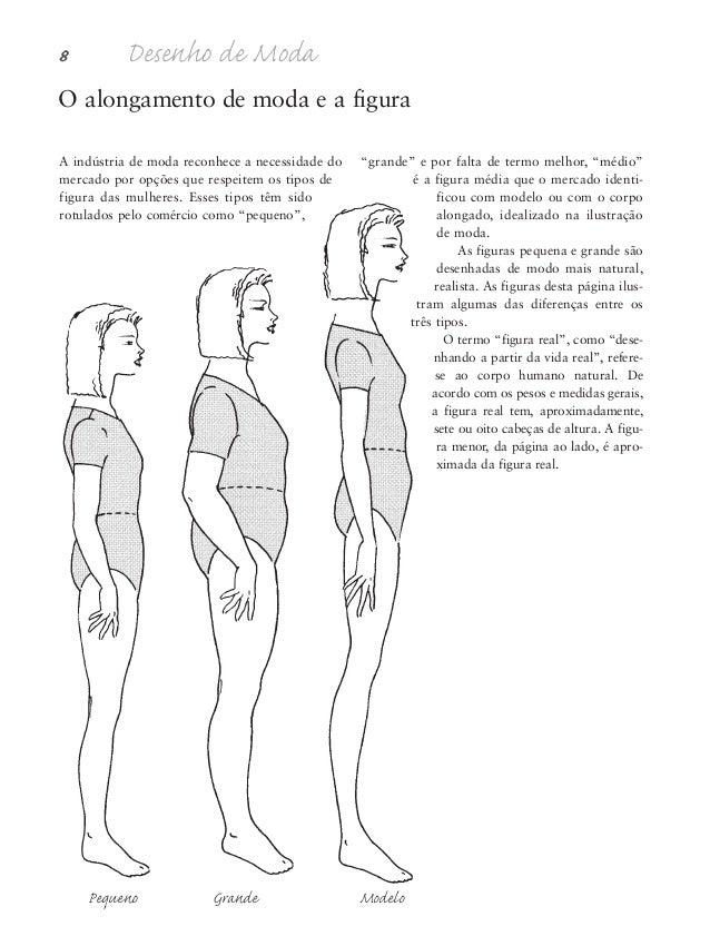 Proporções da figura humana 9 Embora o esqueleto e a estrutura muscular sejam essenciais para estudar a figura real, a fig...