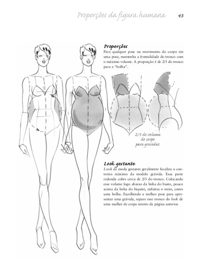 44 Desenho de Moda Resumo Neste capítulo você aprendeu o enfoque dado à figura de moda. Essa figura é aceita na indústria ...