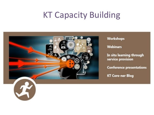 KT Capacity Building