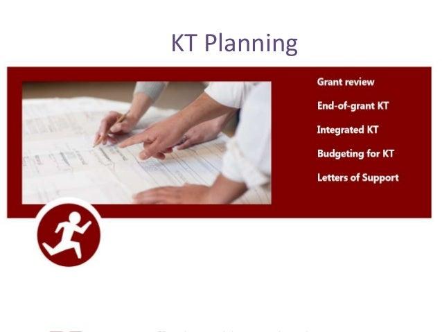 KT Planning