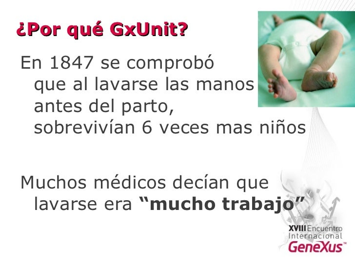 Our Experience with the GxUnit Project (Almeida, LarreBorges, Araújo) Slide 3