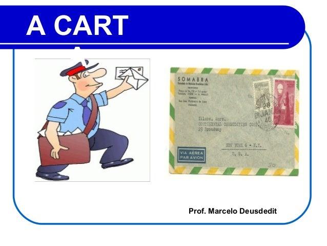 ACART A Prof.MarceloDeusdedit