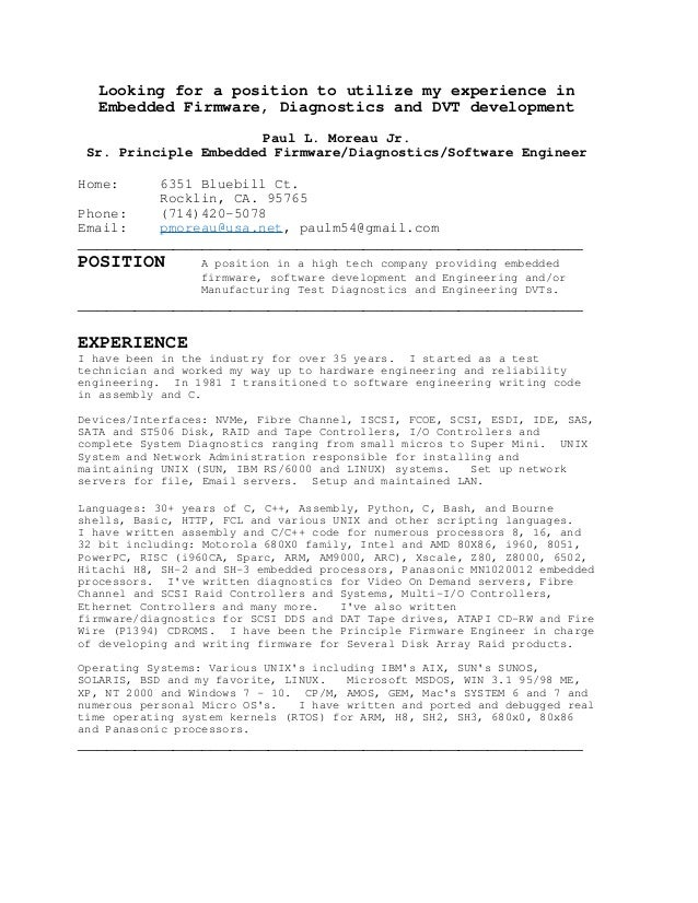 Resume18