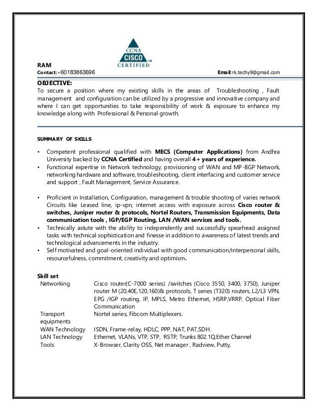 Salman Mahmood Resume SlideShare     vt MazharIqbalMahadik Cisco Certified Internetwork Expert  CCIE           Cisco Advanced